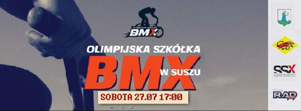 Olimpijska Szkółka BMX w Suszu